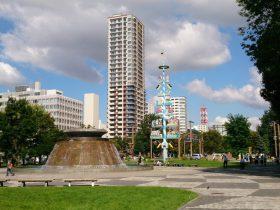 札幌「大通り公園」