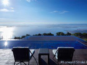 びわ湖テラスからの風景