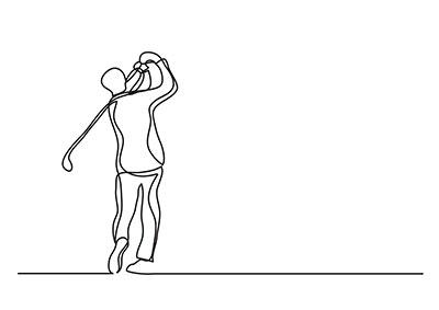 ゴルフコンペは不人気イベント