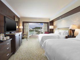 ウェスティンリゾートグアムのヘブンリーベッド