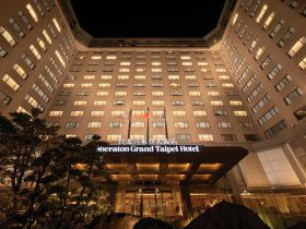シェラトングランド台北ホテル