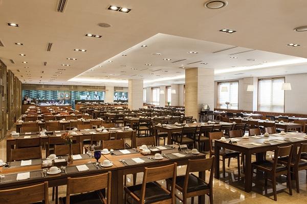 ロワジールホテルソウル明洞レストラン
