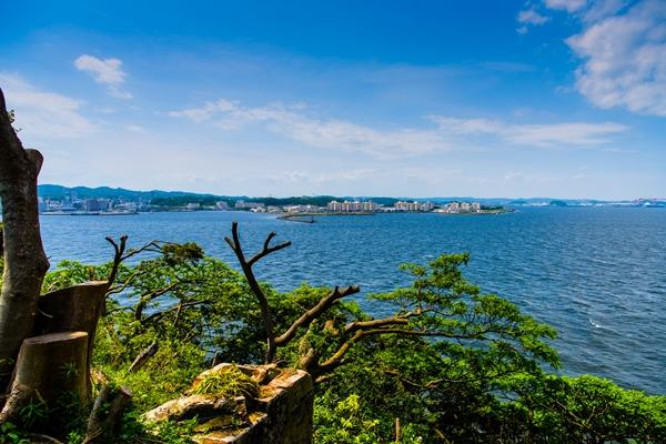 横須賀・猿島