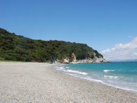 美しい地ノ島ビーチ
