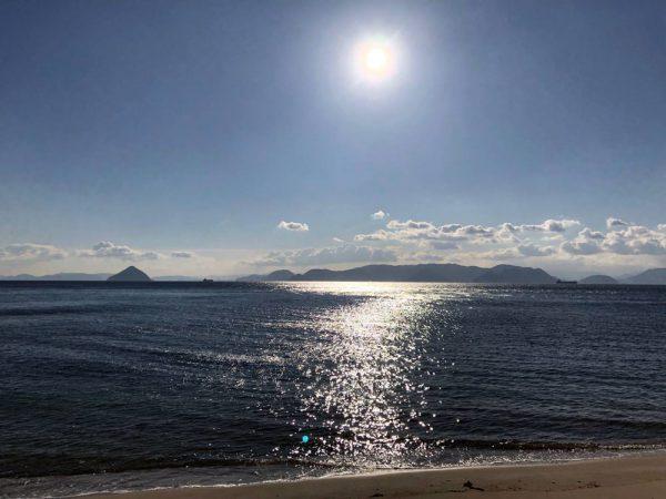 瀬戸内海の無人島「くじら島」