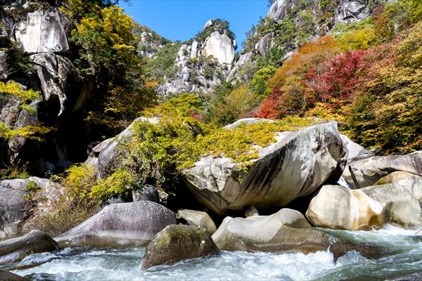 サクラリゾートの近くにある昇仙峡