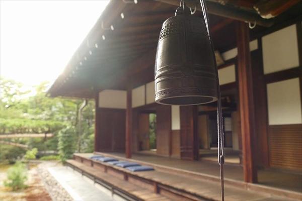 社内イベント_夜空の坐禅_京都_大徳寺大慈院