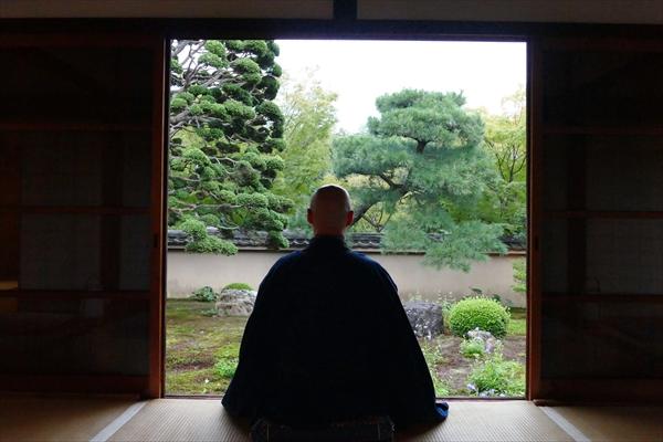 社内イベント_夜空の坐禅_京都_東福寺天得院