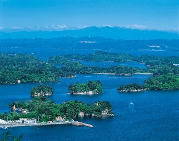 日本三景「松島」