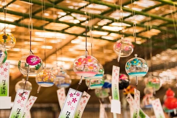 社内イベント_外国人労働者_日本文化体験_江戸風鈴