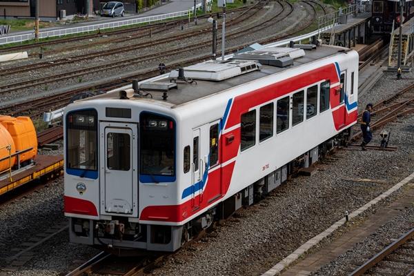 貸切運行可能な三陸鉄道