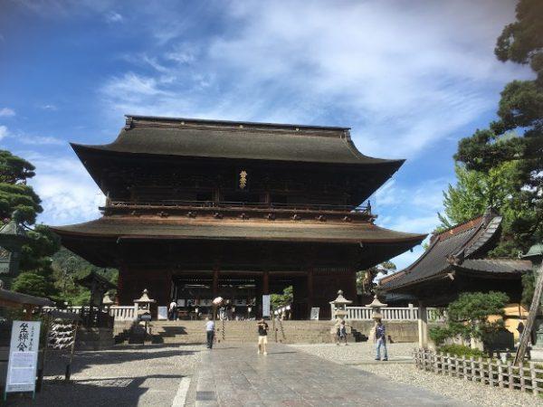 長野県・善光寺