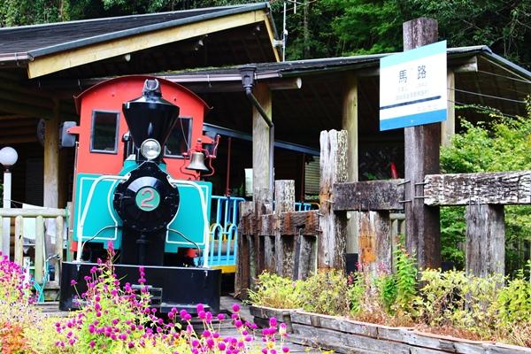 馬路村森林鉄道