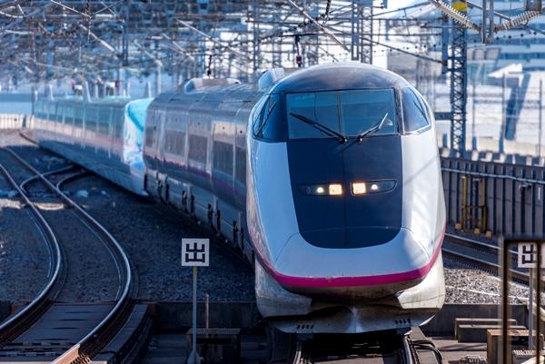 山形新幹線「やまびこ」