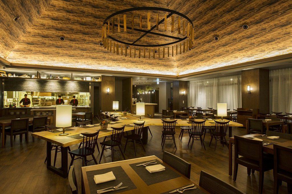 コートヤード・バイ・マリオット 白馬のレストラン