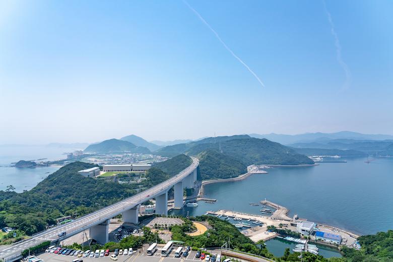 徳島海岸風景