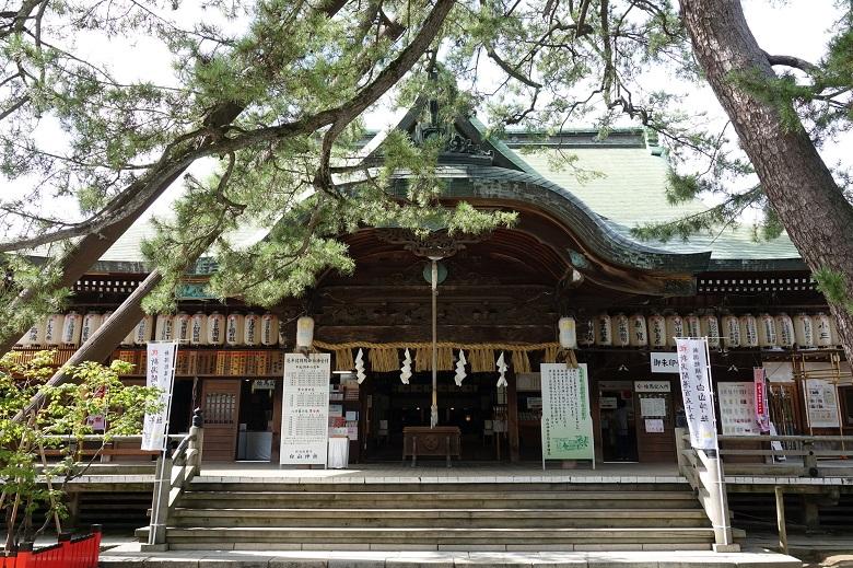 新潟・白山神社