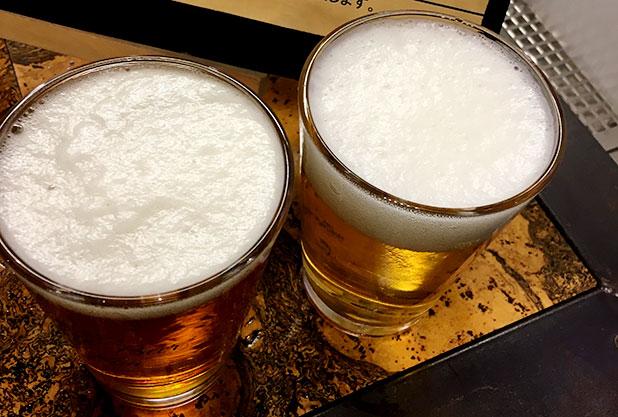 新潟の地ビールがおすすめ