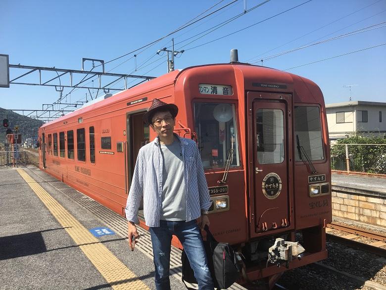 井原鉄道・夢やすらぎ号
