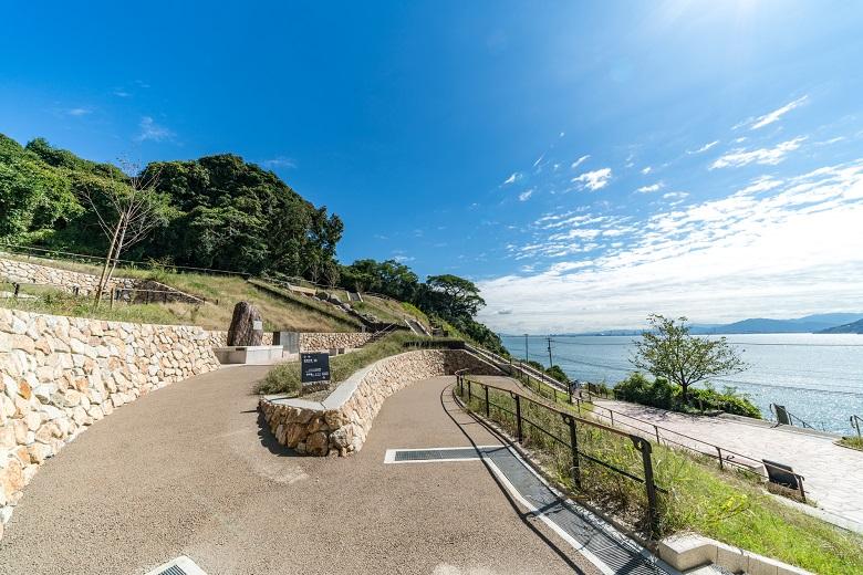志賀島・金印公園