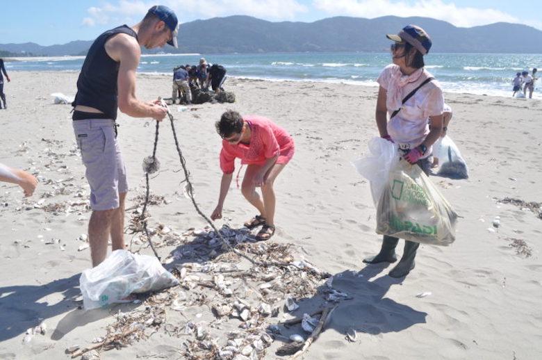 漁師町特有のゴミ