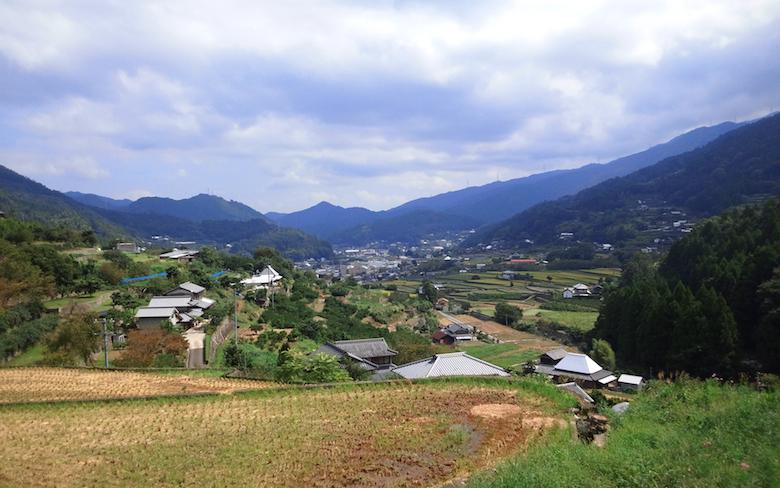 神山町風景
