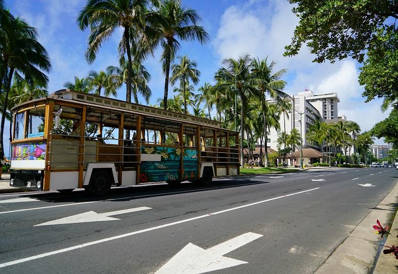ハワイ社員旅行モデルプラン