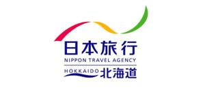 日本旅行北海道のロゴ