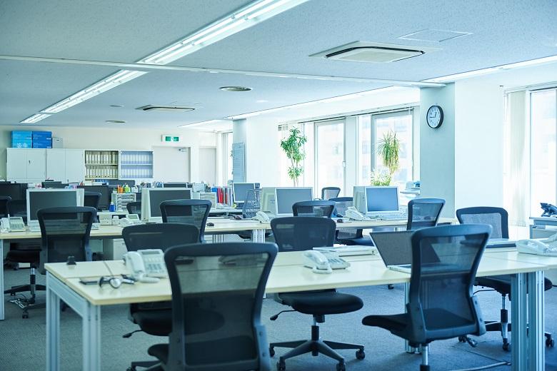 仕事にベストな環境が整っている会社