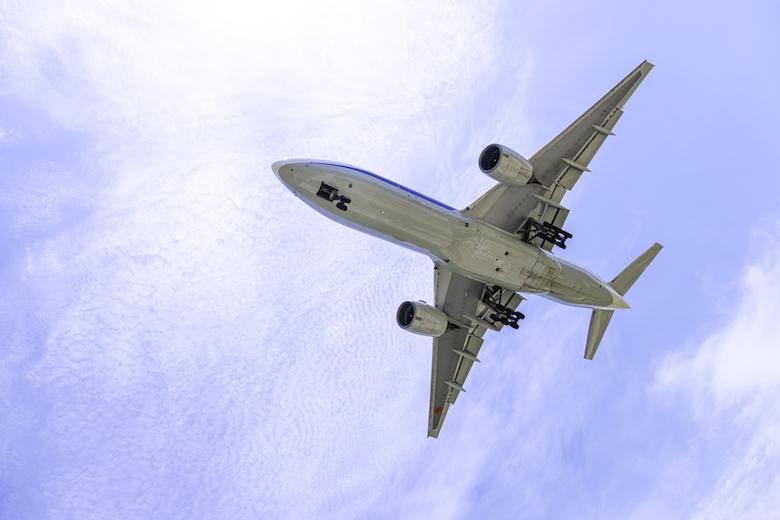 飛行機の団体割