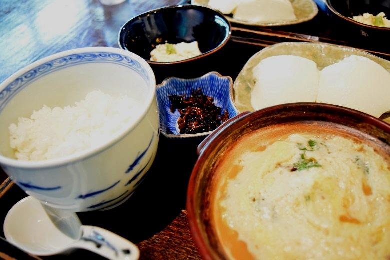 直吉の湯葉丼